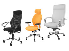 Офисные кресла, стулья и аксессуары